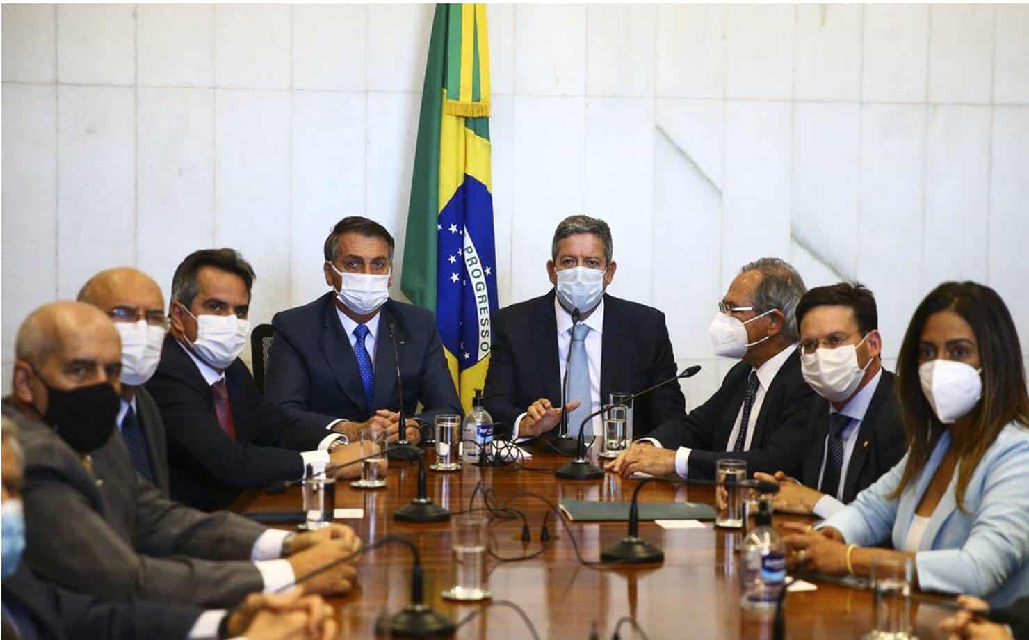 Bolsonaro e Alguns Ministros