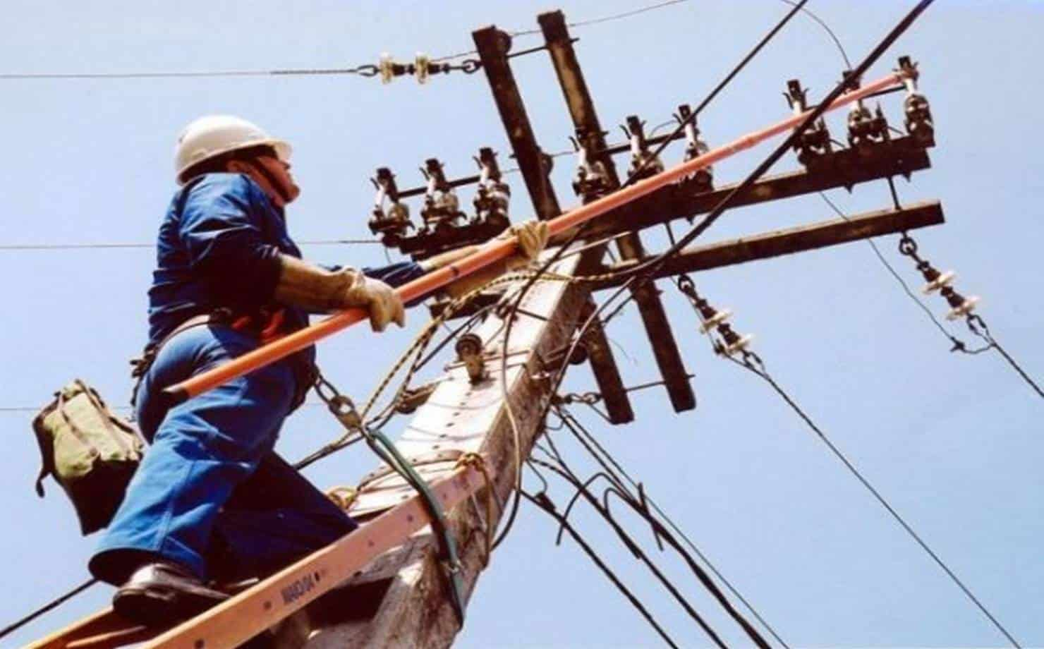 Homem e Energia Elétrica