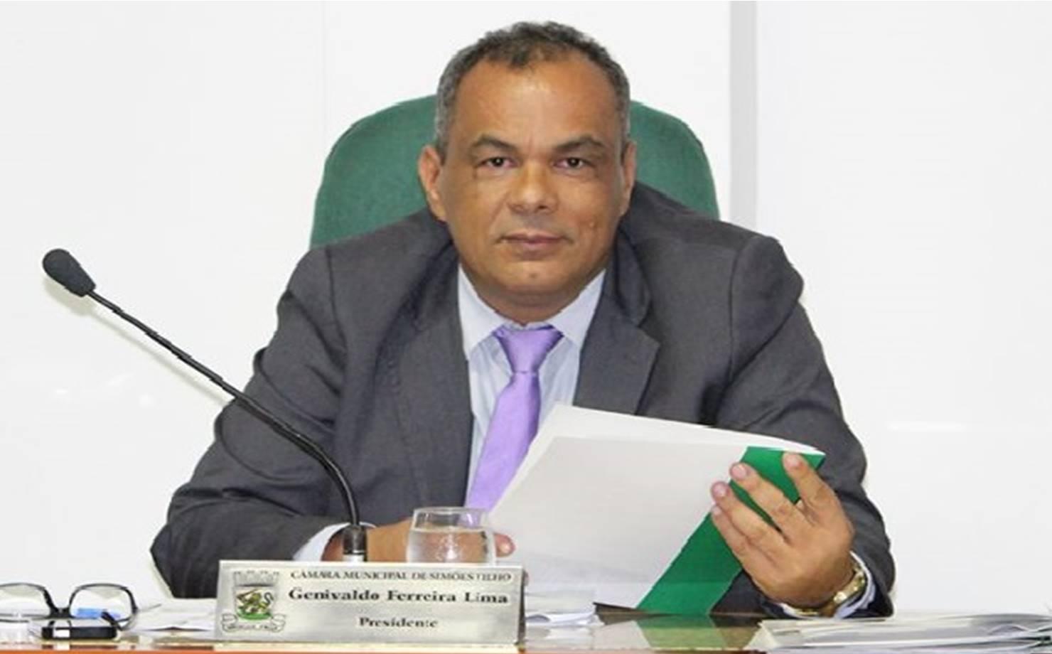 Ex- Presidente da Câmara