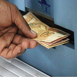 Saque Dinheiro