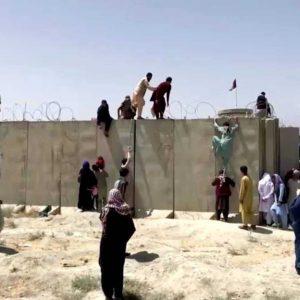 Pessoas no Afeganistão