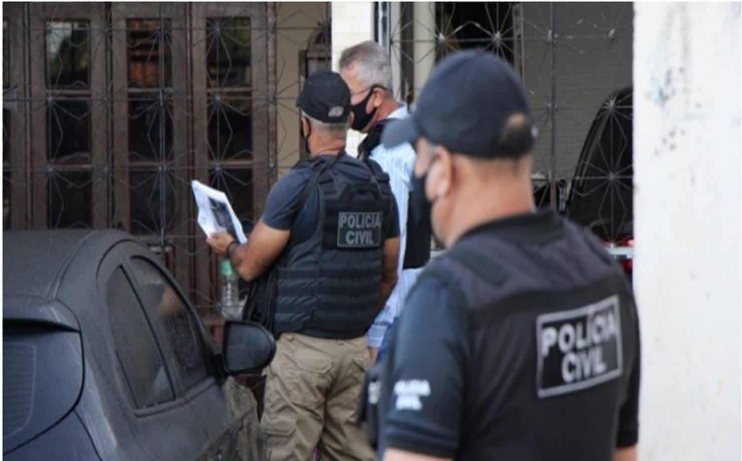 Policiais da Bahia