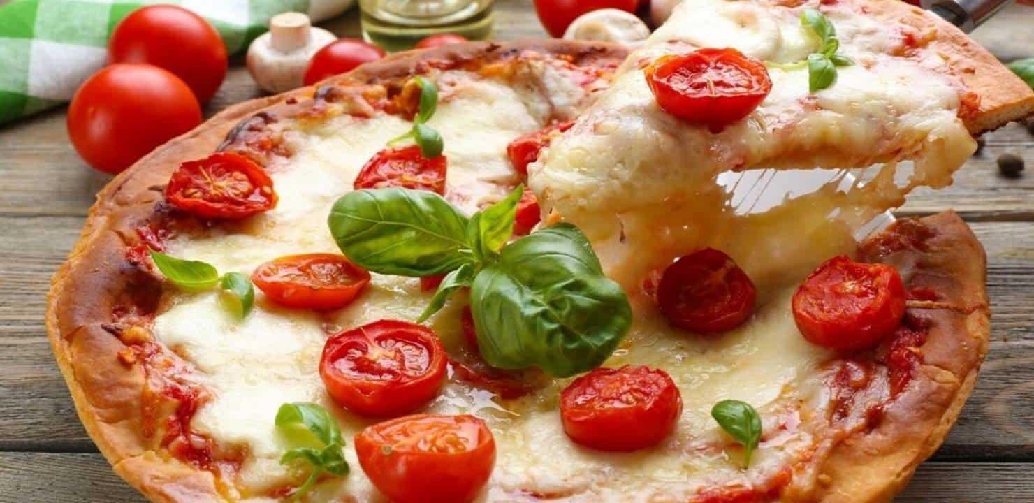 Pizza na Panela