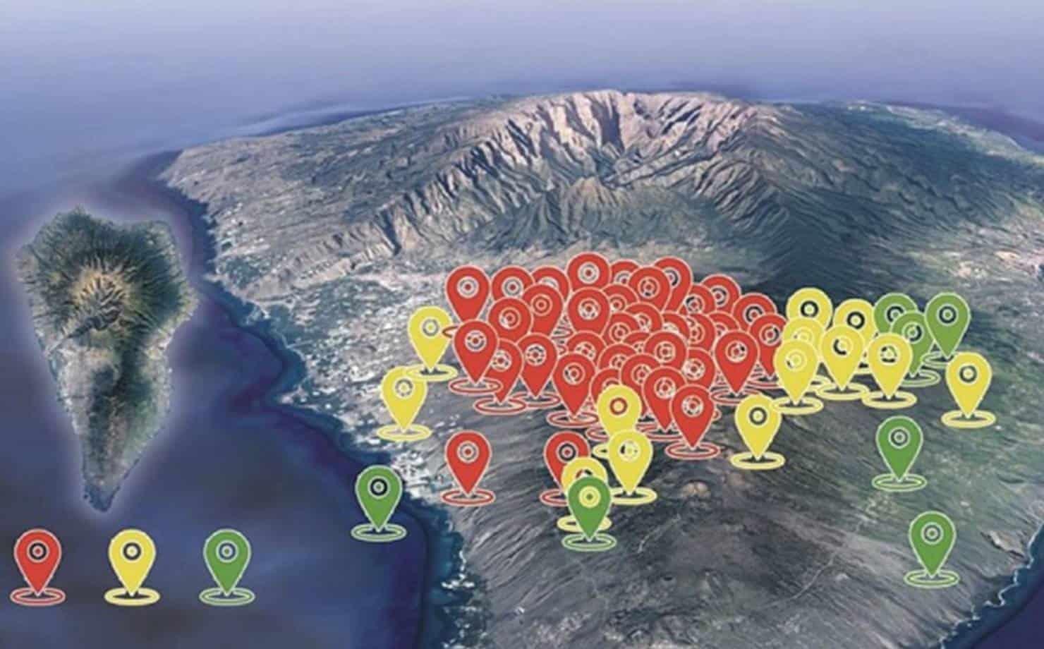 Vulcão Africa