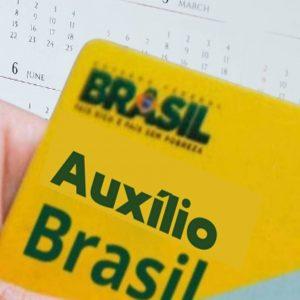 Cartão Auxílio Brasil