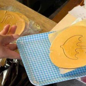 Biscoitos Dalgona