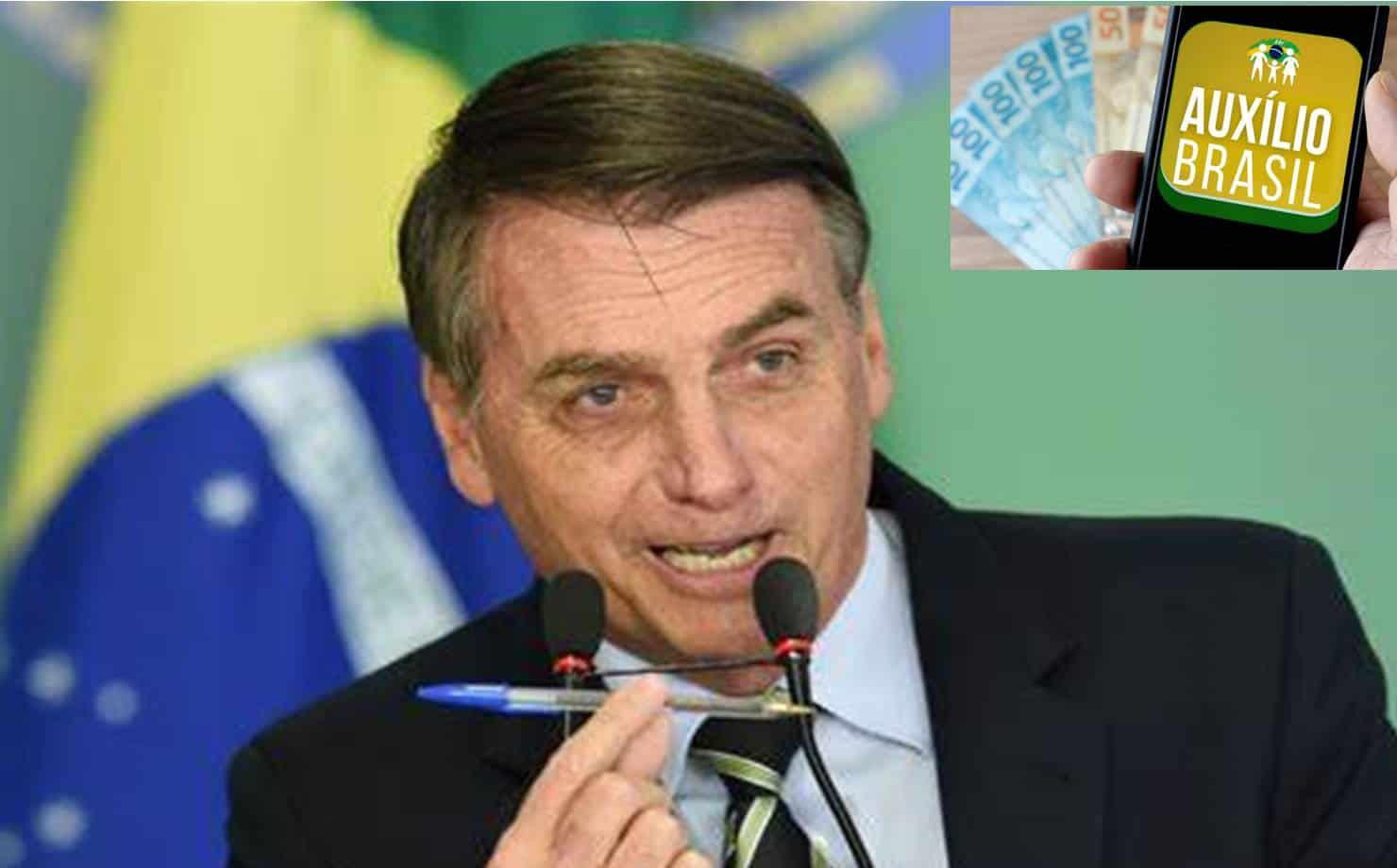 Bolsonaro sanciona Lei que que cria programa social que substituirá o Bolsa Família